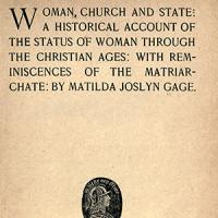 Woman Church and State Teaser