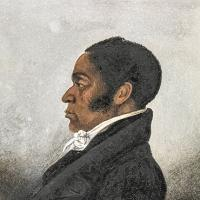 James Forten was born a free man in Philadelphia and ran a successful sailmaking business. He was a leader of the early abolitionist movement.