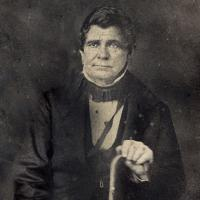 John Patton practiced law in Virginia before being elected to the U.S. House of Representatives in 1830, where he served for eight years.
