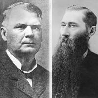 Senator William Allen (Nebraska) and Senator William Peffer (Kansas)