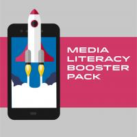 Media Literacy Booster Pack logo