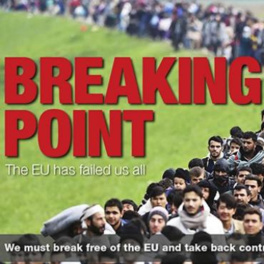 'Breaking Point' Ad Pushes Immigration Limits, 2016