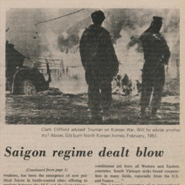 Newsweekly Reports Dire Situation in Vietnam, 1968 (2 of 2)