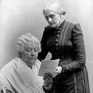 Elizabeth Cady Stanton and Susan B. Anthony Teaser