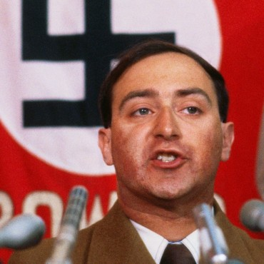 Frank Collin, National Socialist Party of America
