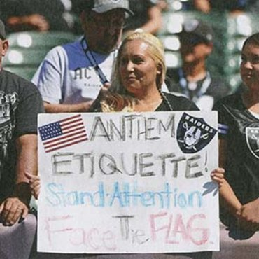 Different Perspectives on NFL Protest, 2016 teaser
