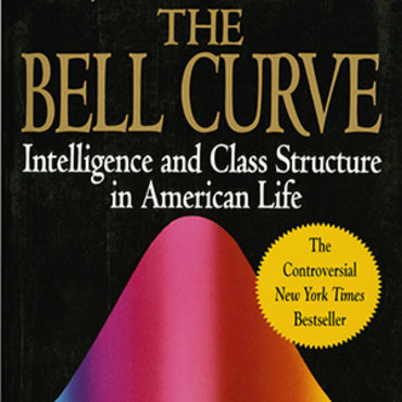 The Bell Curve' Book Cover teaser