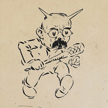 Cartoon Mocks T.R's Anger Toward Publisher, 1910 teaser