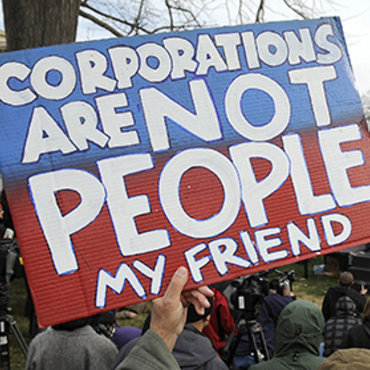 Sign Criticizes Citizens United Ruling, 2011 teaser
