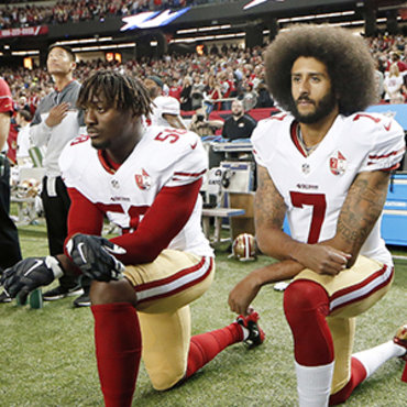 NFL Players Kneel in Protest During Anthem, 2016 teaser