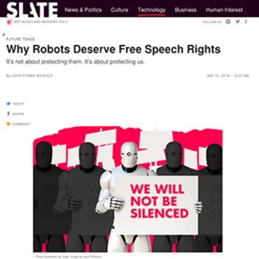 Article Defends Free Speech for Bots, 2018 teaser