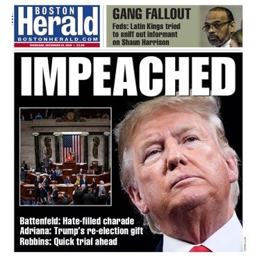 Boston Herald Impeachment