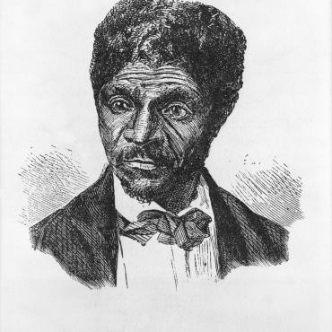 Portrait of Dred Scott