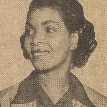 Irene Morgan