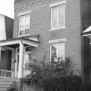 Shelley Family Home in St. Louis, Mo.