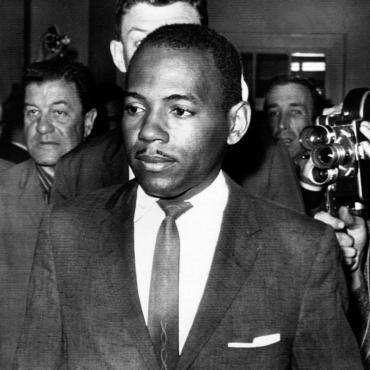 James Meredith Leads Integration of Ole Miss, 1962