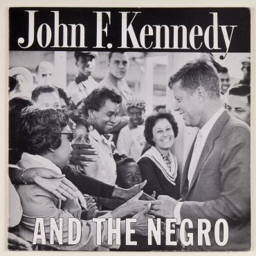 Kennedy Publicly Supports Civil Rights