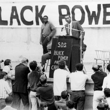 Stokely Carmichael at University of California, 1966