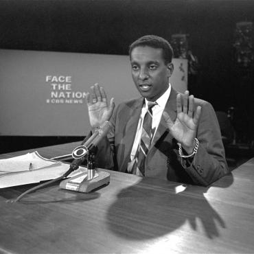 Stokely Carmichael on 'Face the Nation'