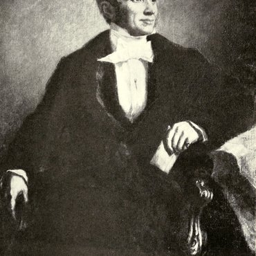 Portrait of Charles Goodyear