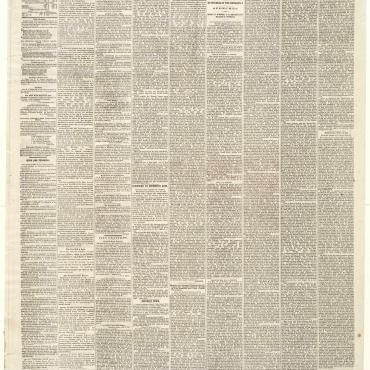 Newspaper Coverage of the Ratification of the 14th Amendment, 1868