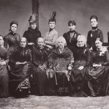 International Council of Women Participants, 1888
