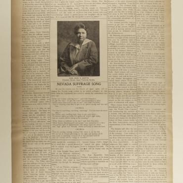 The 'Woman's Journal' Reports on State Referendums, Nov. 7, 1914 (2)