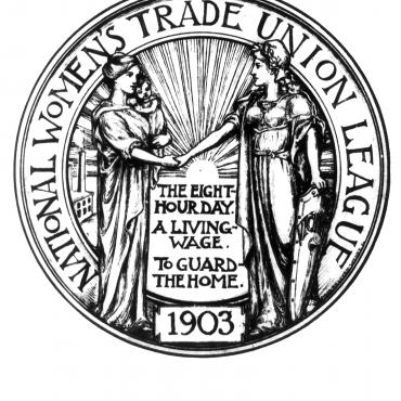 National Women's Trade Union League Logo