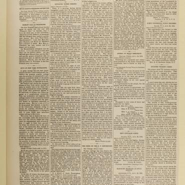 The Woman's Journal' Inside Page, Sept. 1, 1894