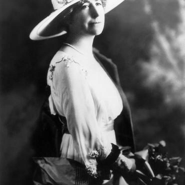 Rep. Jeannette Rankin, First Woman in Congress