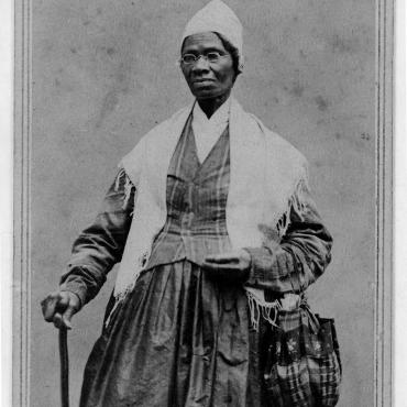 Photographic Card of Sojourner Truth, 1864