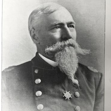 D.C. Police Superintendent William Moore