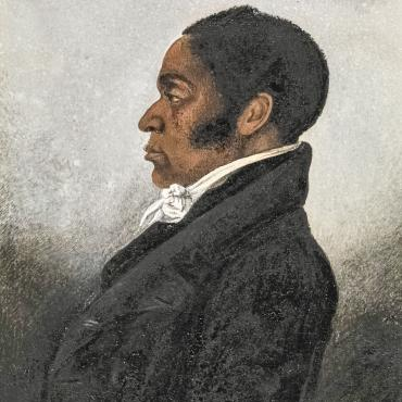 African-American Leader and Abolitionist James Forten