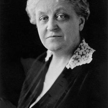 Carrie Chapman Catt, National American Woman Suffrage Association