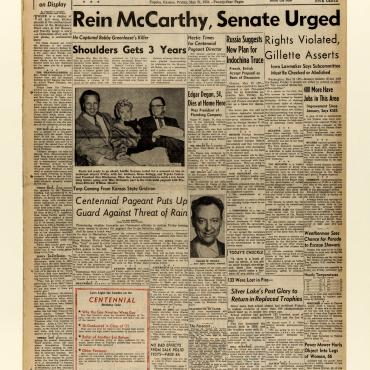 Anti-McCarthy Sentiments Grow