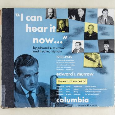 Edward R. Murrow Album Cover