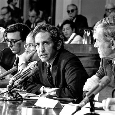 Daniel Ellsberg, Military Analyst and Pentagon Papers Source