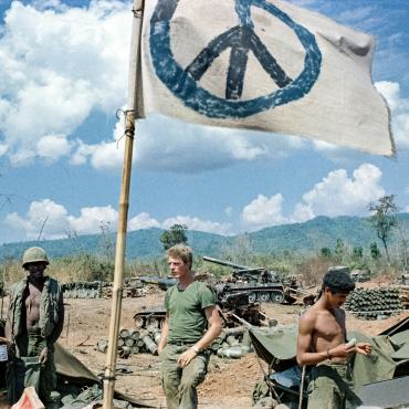 U.S. Soldiers in Vietnam Protest the Ongoing War