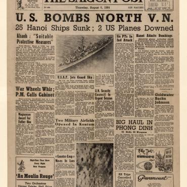 Vietnamese Paper Chronicles Growing U.S. Counterattack