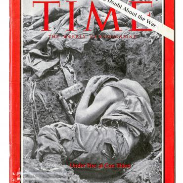 'Time' Magazine Raises Doubts About Vietnam War