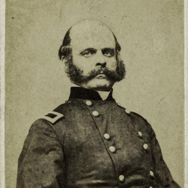 Gen. Ambrose Burnside, Union Army Officer