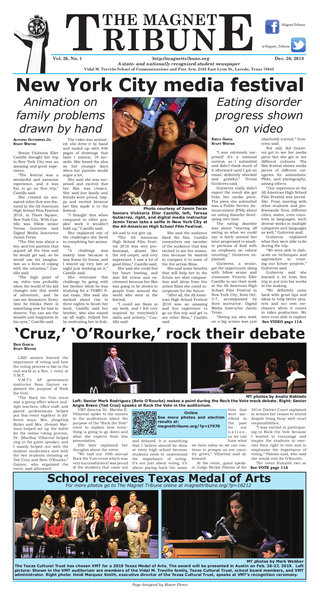 The Magnet Tribune 12.20.18